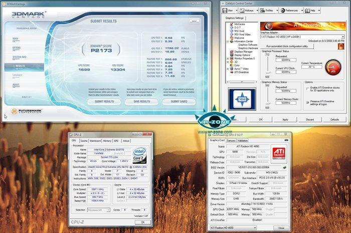 MSI'ın Radeon HD 4650 modeli ve test sonuçları belirdi