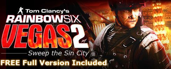 MSI ekran kartlarının yanında Rainbow Six: Vegas 2'yi veriyor
