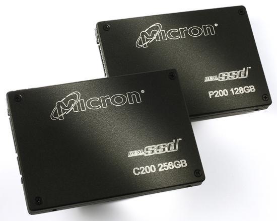 Micron'un yeni SSD'leri okuma/yazma hızlarıyla dikkat çekiyor