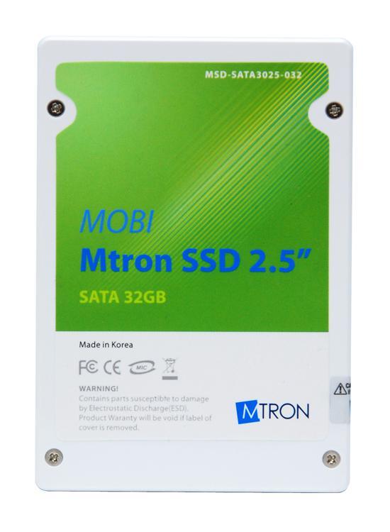 Mtron'dan son kullanıcı odaklı SSD disk