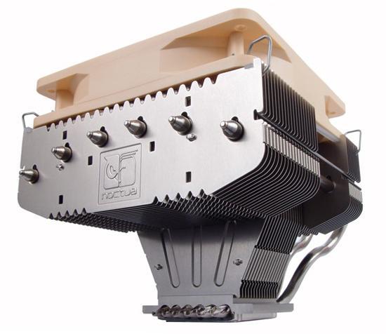 Noctua'dan yeni işlemci soğutucusu; NH-C12P