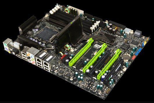 Nvidia nForce 790i Ultra SLI; Son dönemin en pahalı yonga seti?