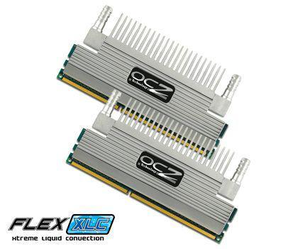 Intel'den yeni Xeon'lar, OCZ'den su soğutmalı DDR-3, AMD'den SB750 köprüsü