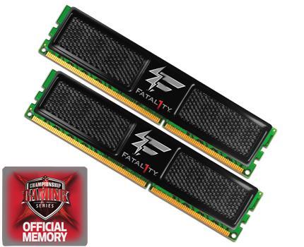 OCZ Fatal1ty serisi DDR2 ve DDR3 belleklerini duyurdu