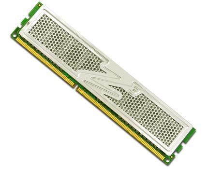 OCZ'den 2000MHz'de çalışan 4GB'lık DDR3 bellek kiti