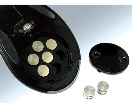 OCZ'den oyunculara yönelik yani fare; Dominatrix