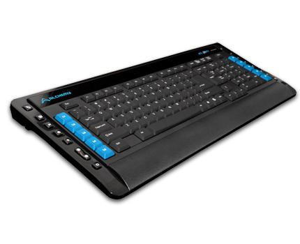 OCZ yeni oyuncu klavyesi Elixir'i duyurdu