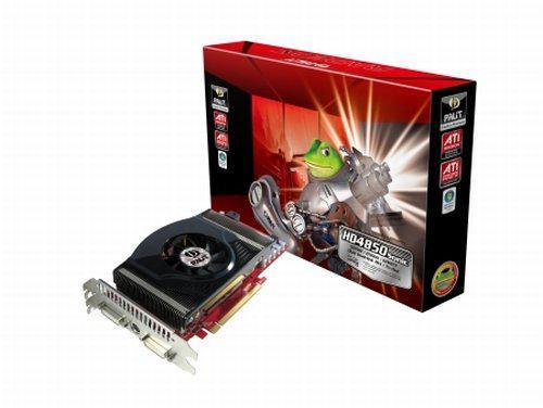 Palit Radeon HD 4850 Sonic modelini duyurdu