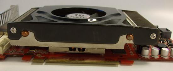 Palit Radeon HD 4850 Sonic'e yakından bakış
