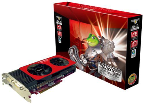 Palit Radeon HD 4870 Sonic modelini duyurdu