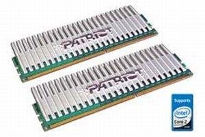 Patriot'ın 1600MHz'de çalışan DDR3 Kiti XMP sertifikası aldı