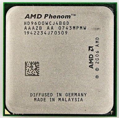 AMD Phenom X2, X3, X4; aynı saat hızında çekirdeklerin performansa etkisi