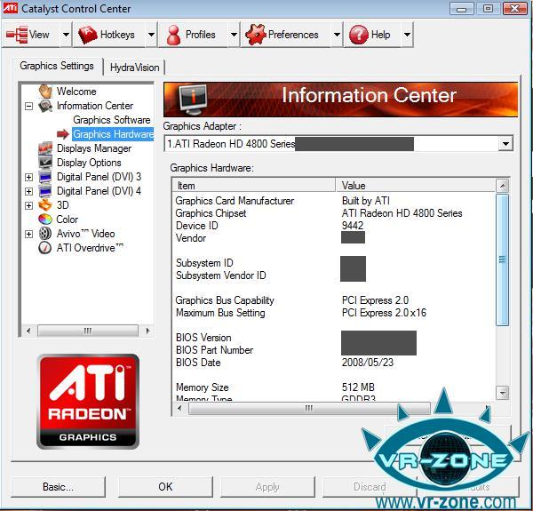 Computex 2008: ATi Radeon HD 4850'den yeni görüntüler ve test sonucu