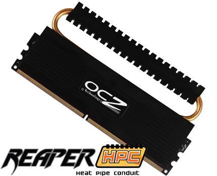 OCZ'den 1066MHz'de çalışan 4GB'lık DDR2 bellek kiti