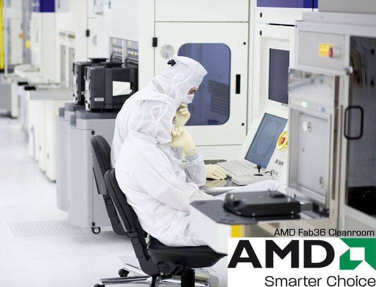 AMD'de 45nm ile birlikte hedef 2.8GHz ve üstü saat hızları