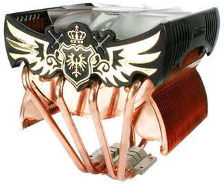 Asus'dan yeni işlemci soğutucusu; Royal Knight