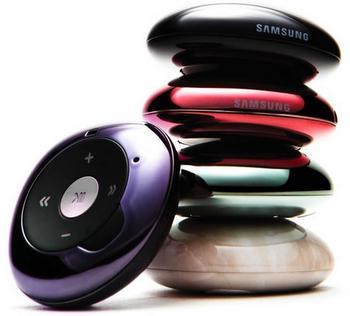 Samsung S2 Pebble; çakıl taşından esinlenen MP3 çalar