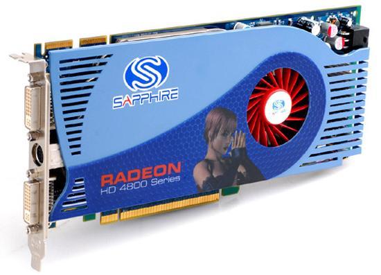 1GB bellekli Sapphire Radeon HD 4850'nin detayları netleşti