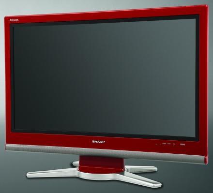 32'' Sharp AQUOS LC-32GP3U; oyunculara özel LCD TV