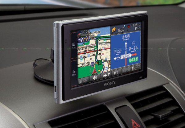 Sony'den iki yeni taşınabilir navigasyon sistemi geliyor