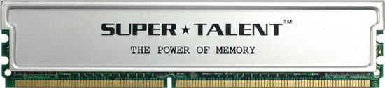 Super Talent DDR2 800MHz FB-DIMM belleklerini duyurdu