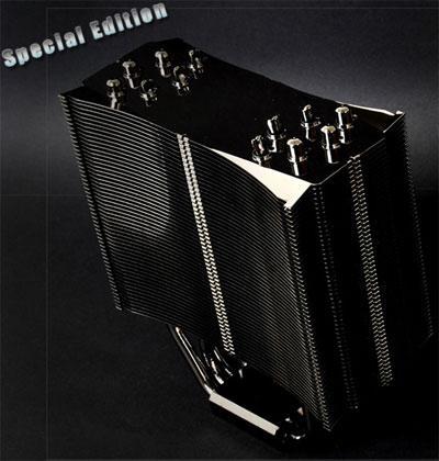 Thermalright'dan Ultra-120 eXtreme Black geliyor