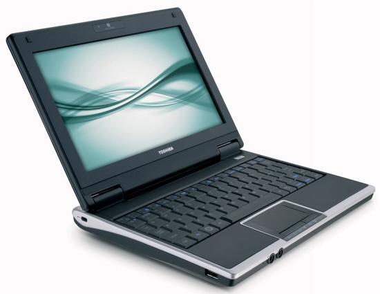 Toshiba da Eee PC'ye rakip oluyor; Satellite NB105 yolda