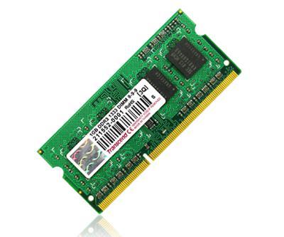 Transcend dizüstü bilgisayarlar için hazırladığı DDR3 belleklerini duyurdu