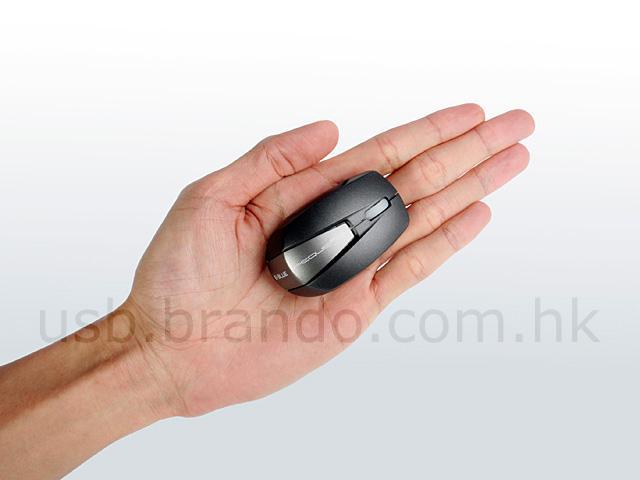 Brando'dan dünyanın en küçük 2.4GHz kablosuz faresi
