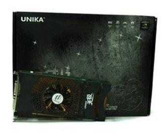 Unika'nın özel soğutuculu GeForce 9800GT modeli hazır