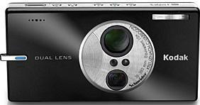 Kodak V610 ; cebinizdeki fotoğraf uzmanı, 10x optik zoom, 6MP resim, 640x480 video kaydı