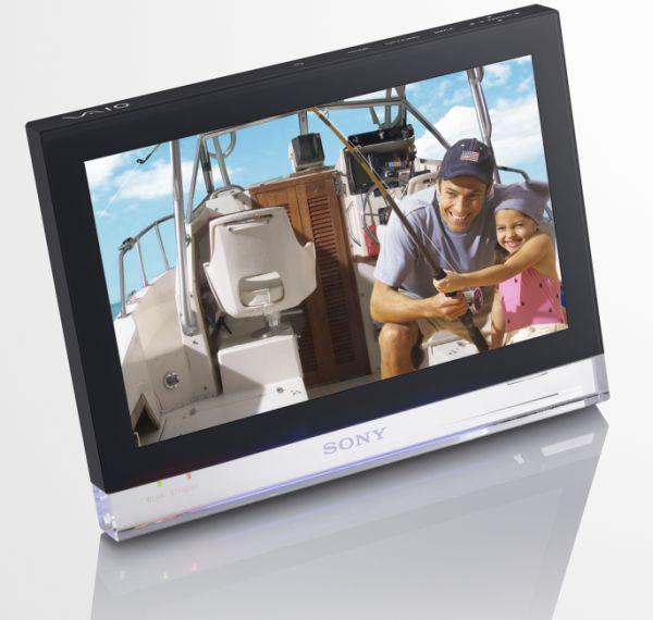 Sony'den WiFi destekli dijital fotoğraf çerçevesi