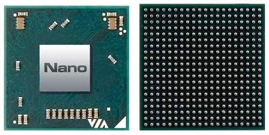 VIA yeni nesil Nano işlemci ailesini duyurdu; Atom karıncaya zorlu rakip geliyor