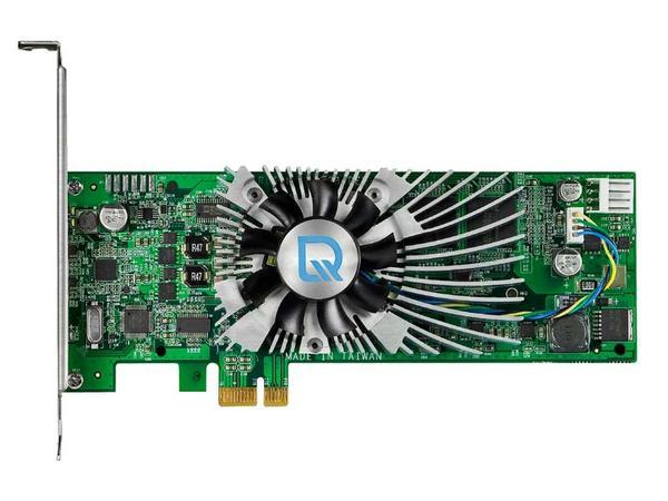 Leadtek'den'den Spurs Engine SE1000 işlemcisini kullanan video kartı