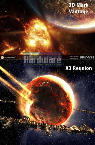 3DMark Vantage'a ait yeni ekran görüntüleri ortaya çıktı