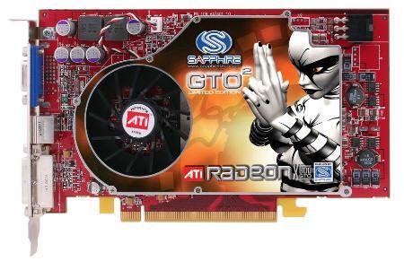 Sapphire X800 GTO²  Türkiye'de ; Sapphire X800 GTO² , %99 oranında X850XT ye modlanabilirlik sunuyor