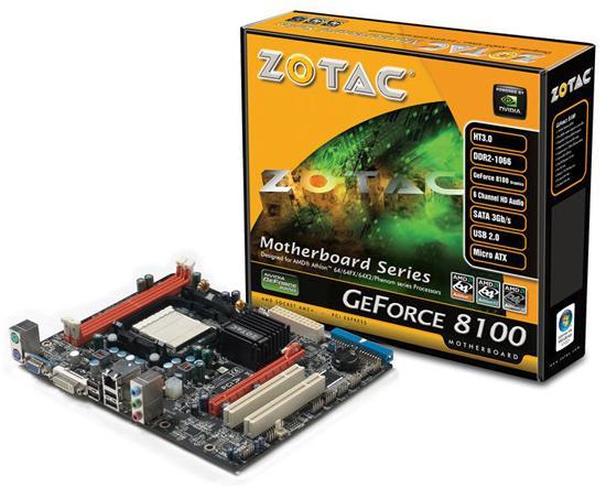 ZOTAC'dan AMD platformu için Micro-ATX formunda yeni anakart
