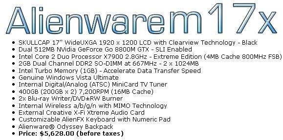 Alienware'den dünya dışı yaşam formları; yeni performans sistemleri hazır