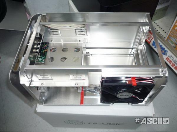 Abee Mini-ITX anakartlar için hazırladığı yeni kasasını kullanıma sunuyor