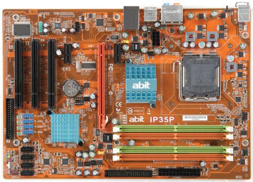 Abit'den P35 yonga setli yeni anakart; IP35P