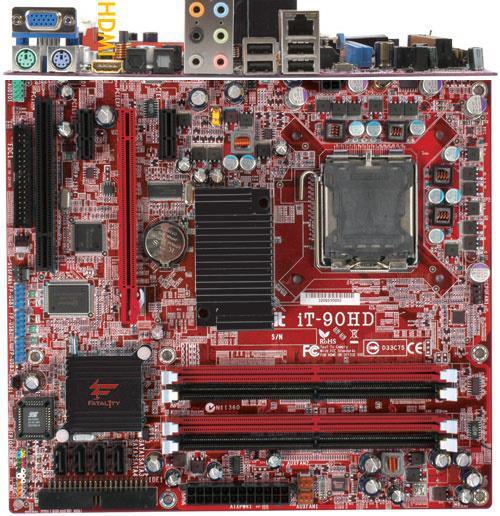 AMD Intel için yeni yonga seti hazırladı ve Abit Fatal1ty F-I90HD