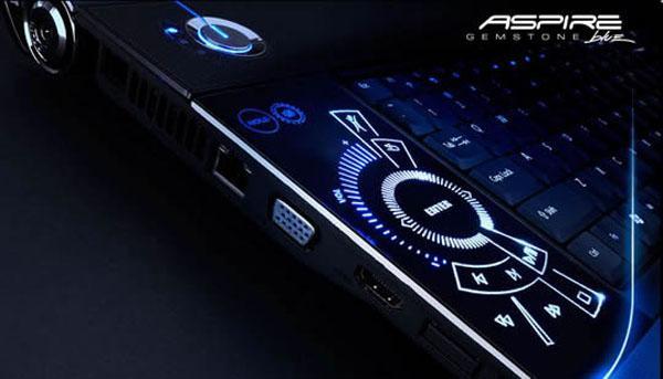 Acer'ın Gemstone Blue serisi dizüstü bilgisayar ailesi çoklu ortam yetenekleriyle iddialı geliyor