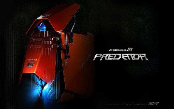 Acer'dan oyunculara özel sistemler; Predator, Alien ve Blackbird'e rakip oluyor