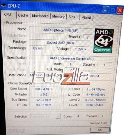 AMD'nin Agena işlemcileri overclock dostu mu olacak ?