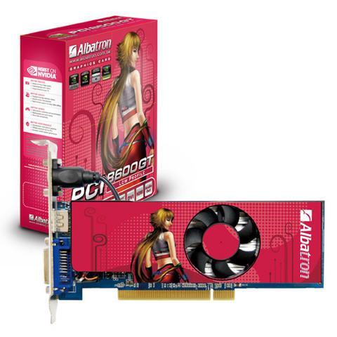 Albatron PCI uyumlu GeForce 8600GT modelini duyurdu