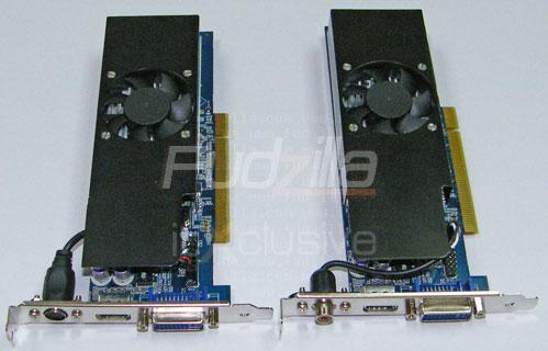 Albatron'dan PCI uyumlu ve HDMI destekli yeni ekran kartları