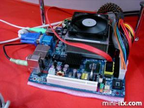 Albatron'dan KI51PV ; NF4 tabanlı Mini-ITX anakart