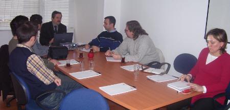 Çizgi Elektronik donanım siteleri toplantısı