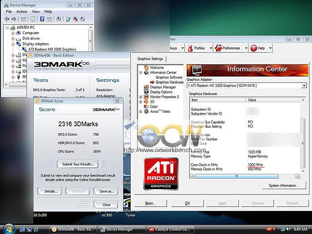 AMD'nin yeni yonga seti 790GX, entegre grafik performansıyla dikkat çekiyor