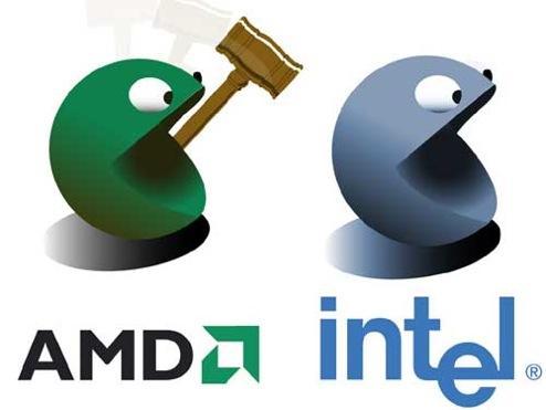 AMD pazar payı kaybetmeye devam ediyor